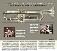 Domenick Calicchio Trumpet